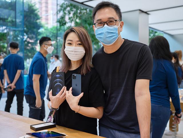iPhone 12 Bakal Tiba di Malaysia