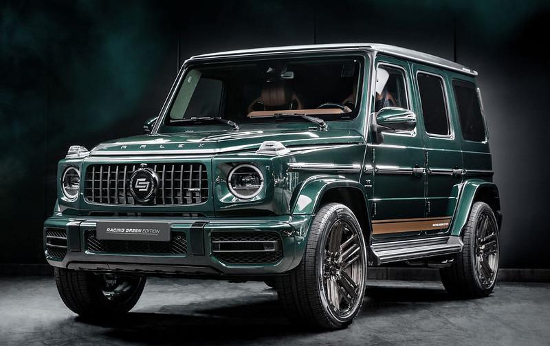 Carlex-Design-Mercedes-G-Class-Green-Racing-Edition-2