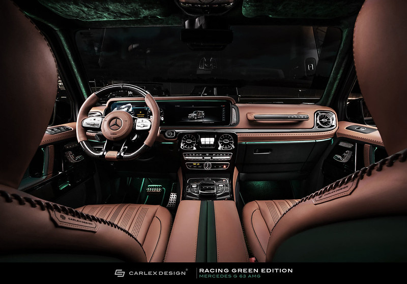 Carlex-Design-Mercedes-G-Class-Green-Racing-Edition-22