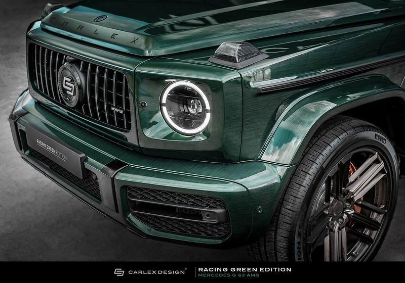 Carlex-Design-Mercedes-G-Class-Green-Racing-Edition-5