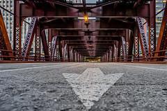 The Batman Filming in Chicago 2020   Wells Street Bridge