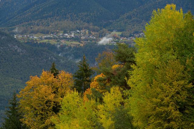 Herbst in Hof, Tirol
