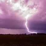 23. Oktoober 2020 - 19:58 - Dual strikes from a storm