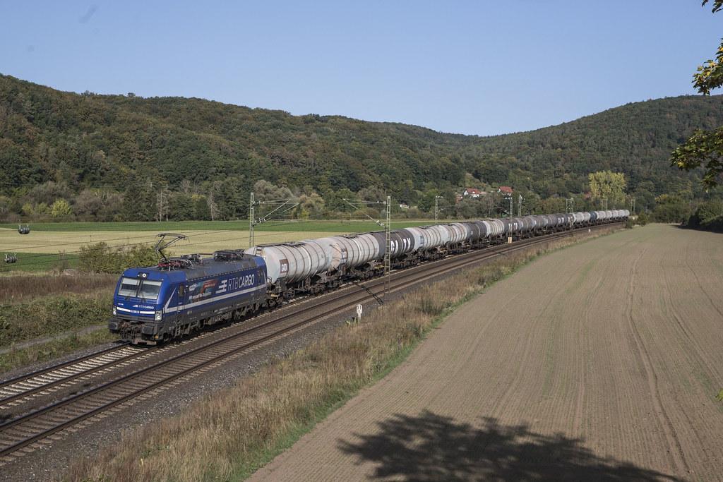 D RTB cargo 193 792 Harrbach 19-09-2020