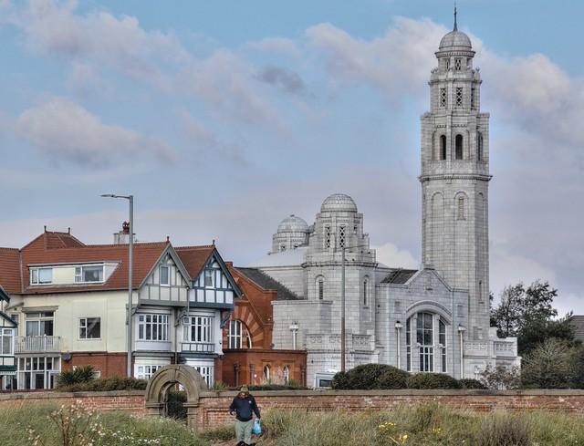 The White Church at Fairhaven, Lancashire