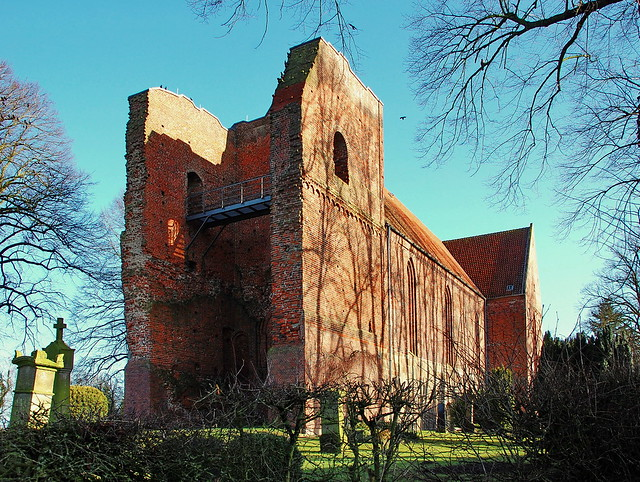 Kirche in Reepsholt