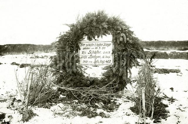 Casualties from Infanterie-Regiment Nr. 462 (237. Infanterie-Division)