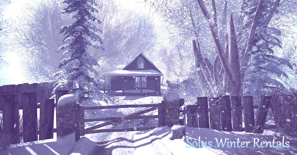 Solus Winter Cottage for Rent