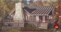 Trompe Loeil - Regis Mountain Cabin for Uber October