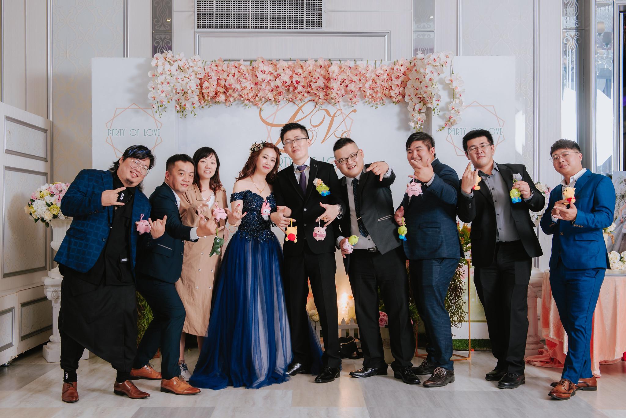 【婚攝合照搶先看】崧甫&巧甄|婚禮攝影|桃園綠光 婚攝推薦17