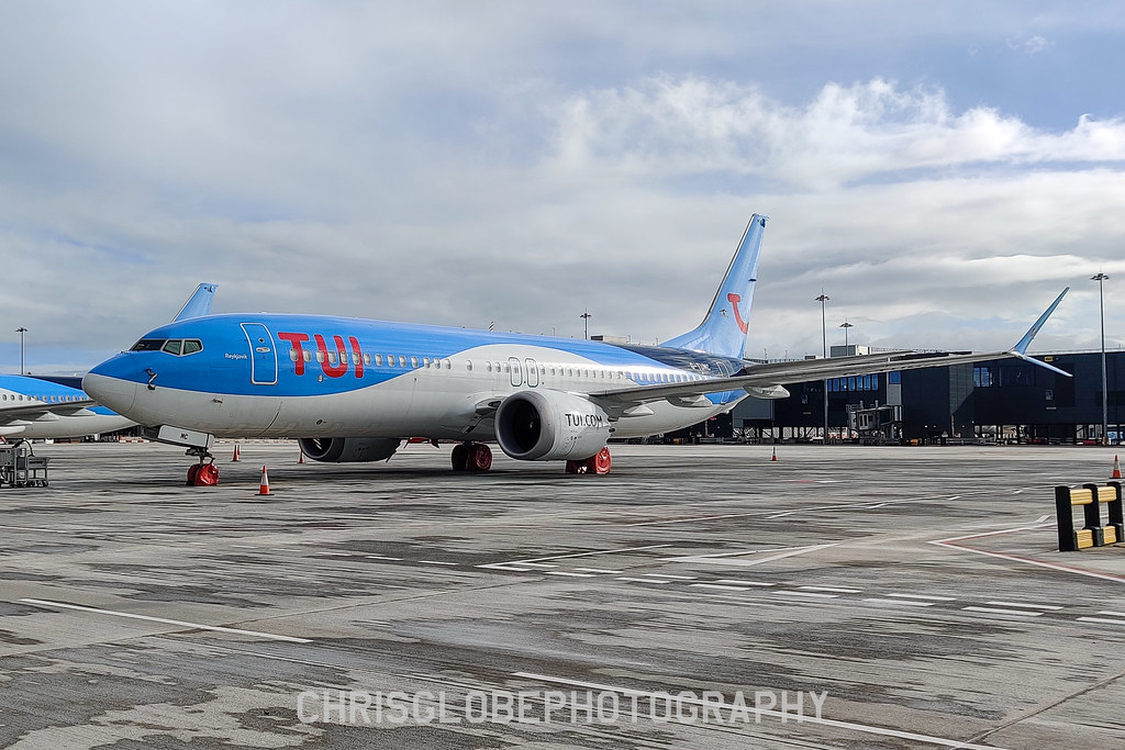 G-TUMC | Boeing 737-8 MAX | TUI Airways