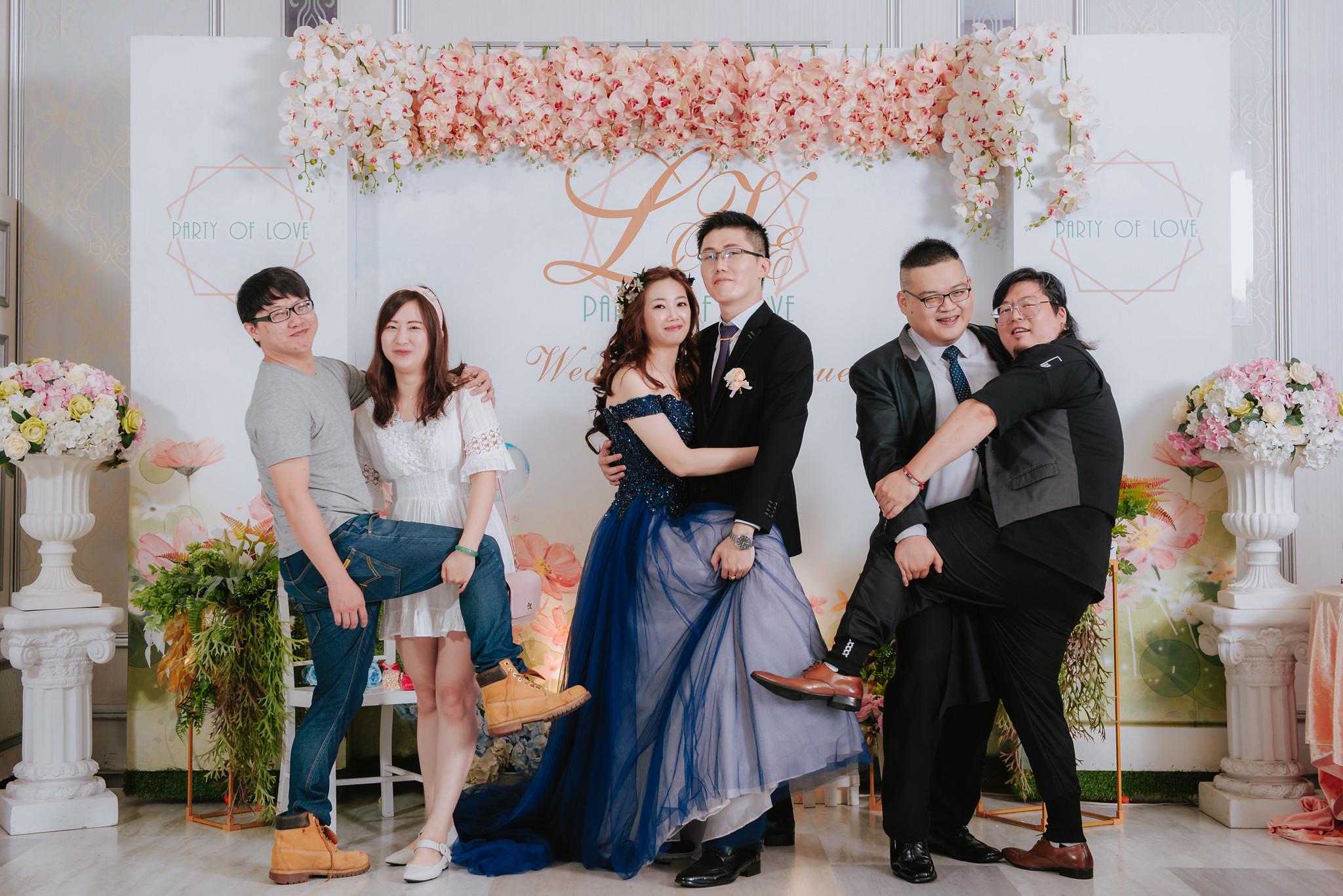 【婚攝合照搶先看】崧甫&巧甄|婚禮攝影|桃園綠光 婚攝推薦09