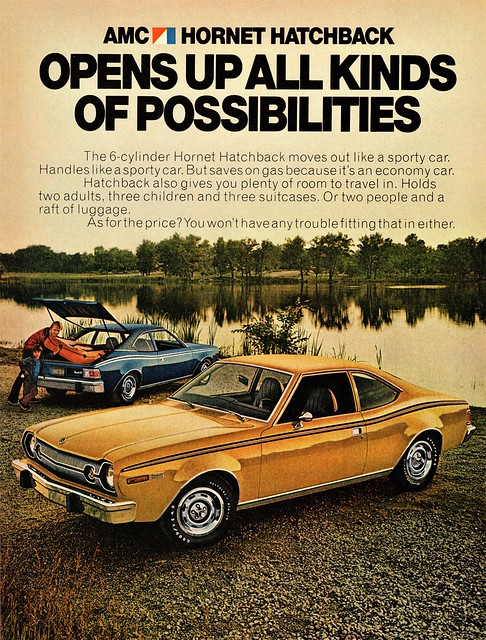 1974 AMC Hornet Hatchback