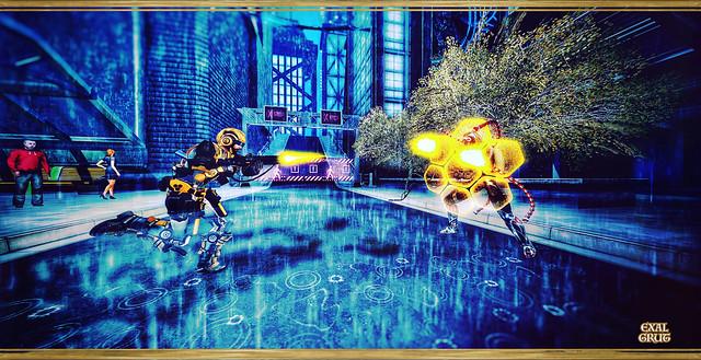 Armorsmith charges Qalon