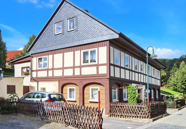 Umgebindehaus in Grossschönau 6.9.2020 1514