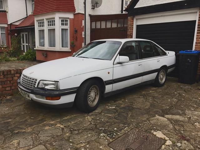 1992 Vauxhall Senator