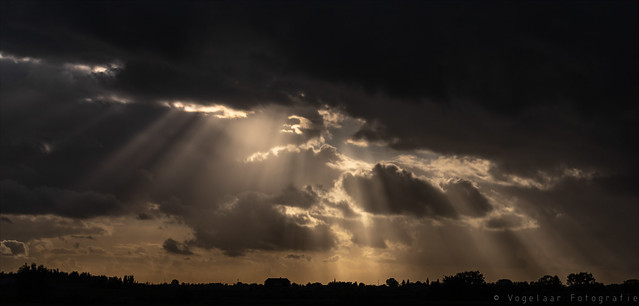 Het Regent Zonnestralen - Sun Rays Rain