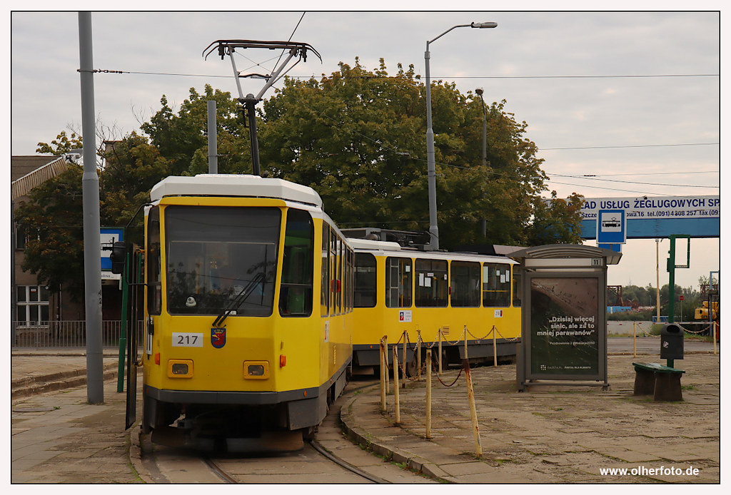 Tram Szczecin - 2020-21