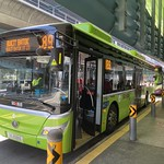 Yutong E12 Electric and Volvo B9TL CDGE with LTA's lush green livery