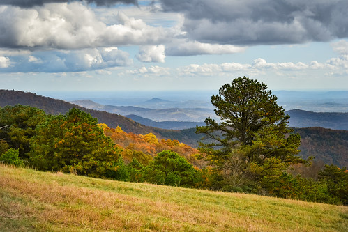 blueridge mountains scenery fall autumncolor fallcolor scenic beautiful landscape northcarolina