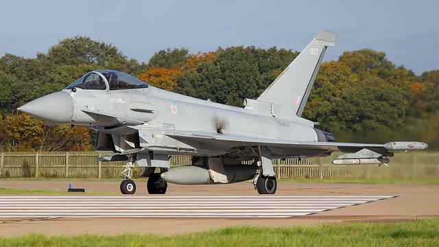RAF Typhoon FGR.4.