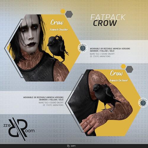 [Rezz Room] Crow Animesh