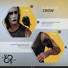 [Rezz Room] Crow Animesh FATPACK