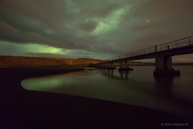 Bridge over Green