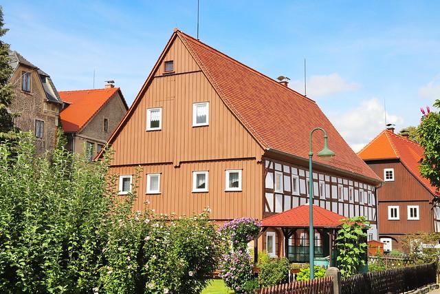 Umgebindehaus in Grossschönau 6.9.2020 1507