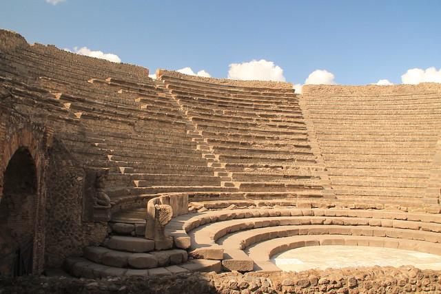 Pompeii - Theater