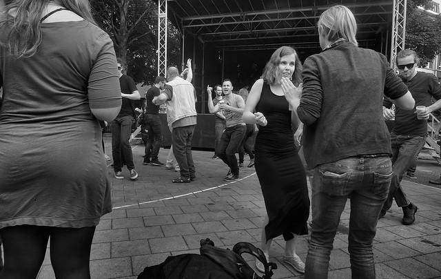 dance if you like to