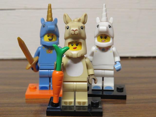 Llamas Rule, Unicorns Drool!