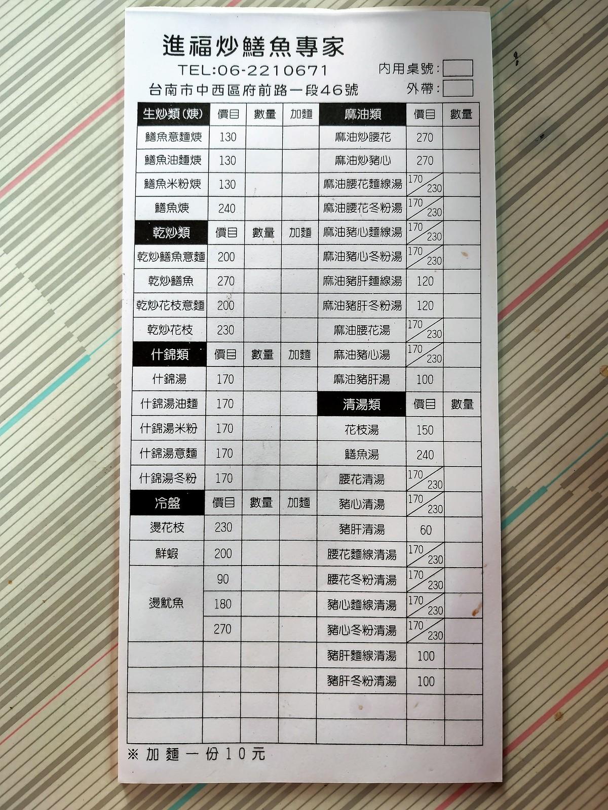 中西區進福炒鱔魚 (3)