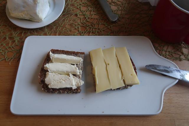 Duc du Bourgogne und Uriger Allgäuer auf 1000 Körner Brot