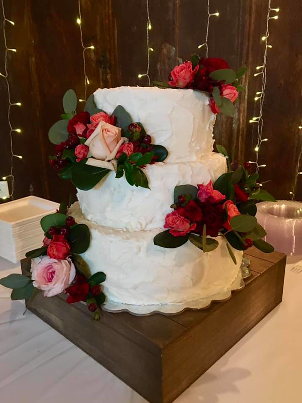 Cake by Chelsea's Simply Southern Sweets