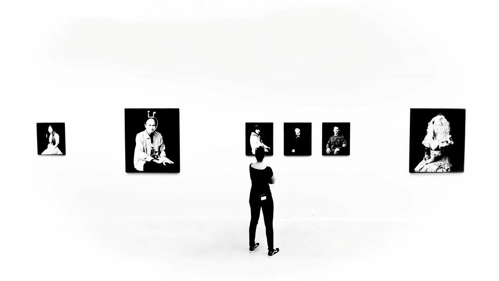 In  Berlinische Galerie (Berlin trilogy)
