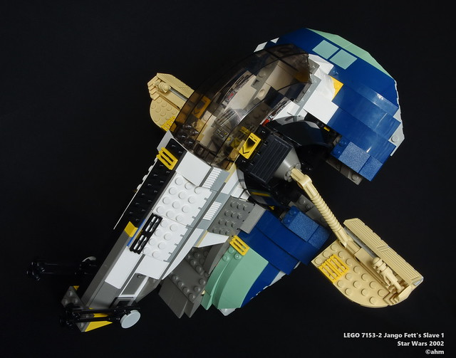 Star Wars LEGO 7153-2 Jango Fett's Slave 1