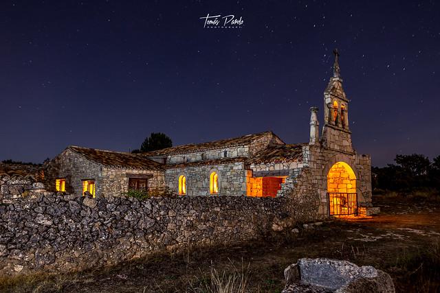 Ermita, Virgen del Desagravio.