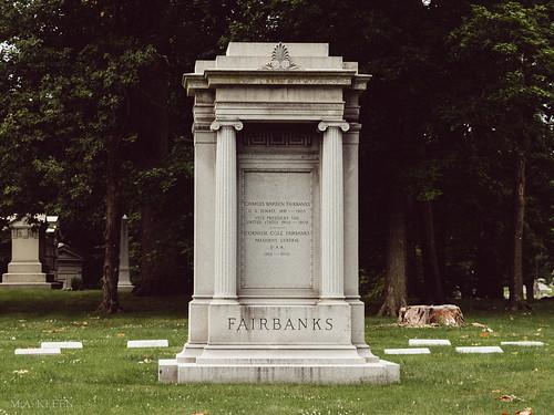 Charles Warren Fairbanks (1852-1918)
