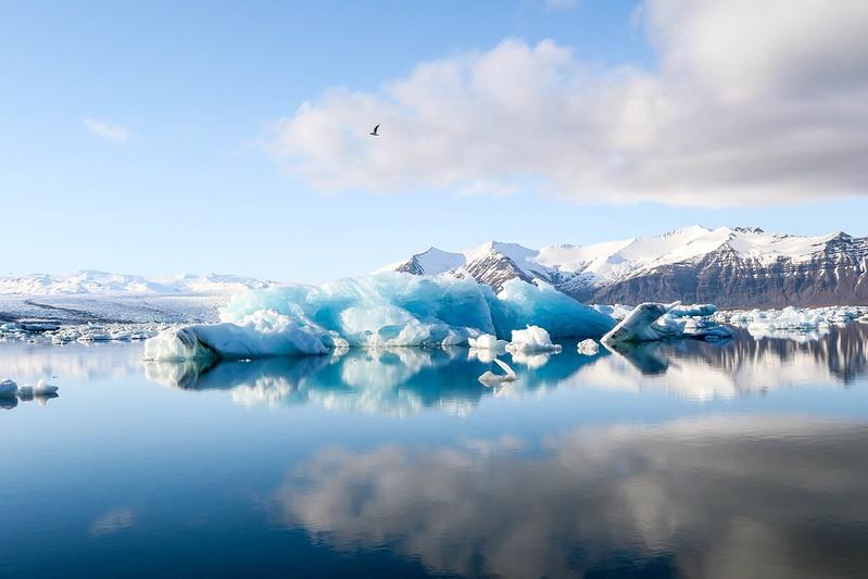 Islannin jäätikkö