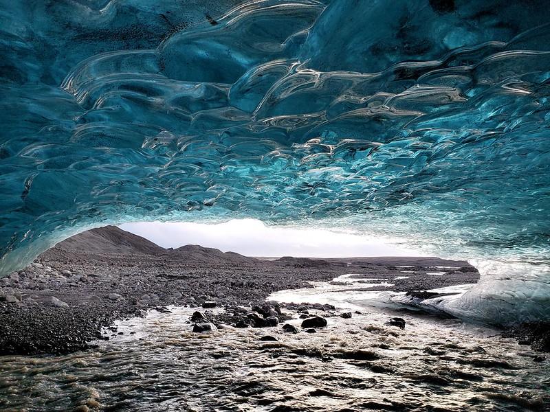 Vatnajokull Islanti