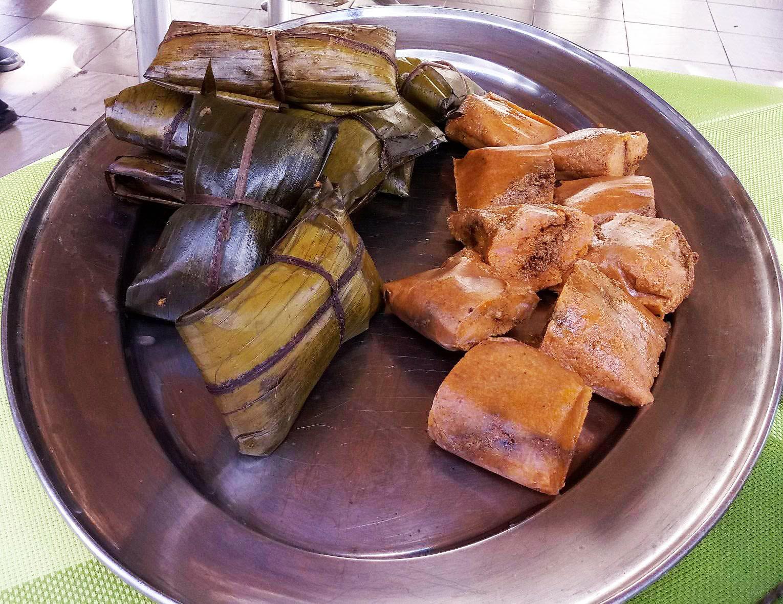 Bacán, plato típico de Baracoa