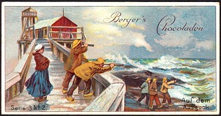 German Tradecard - On the Lookout