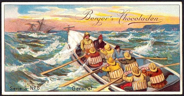 German Tradecard - Rescued