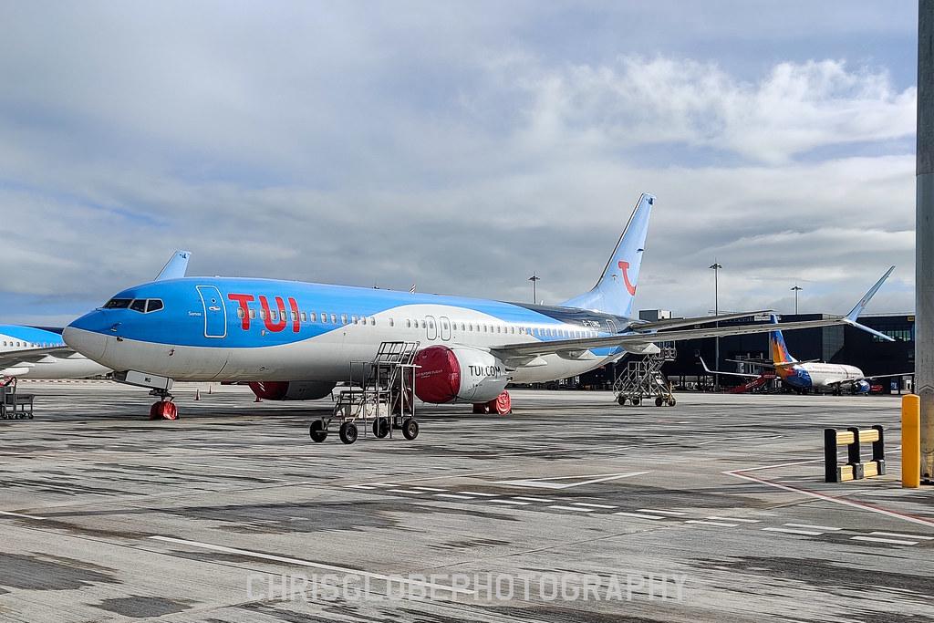 G-TUMG | Boeing 737-8 MAX | TUI Airways