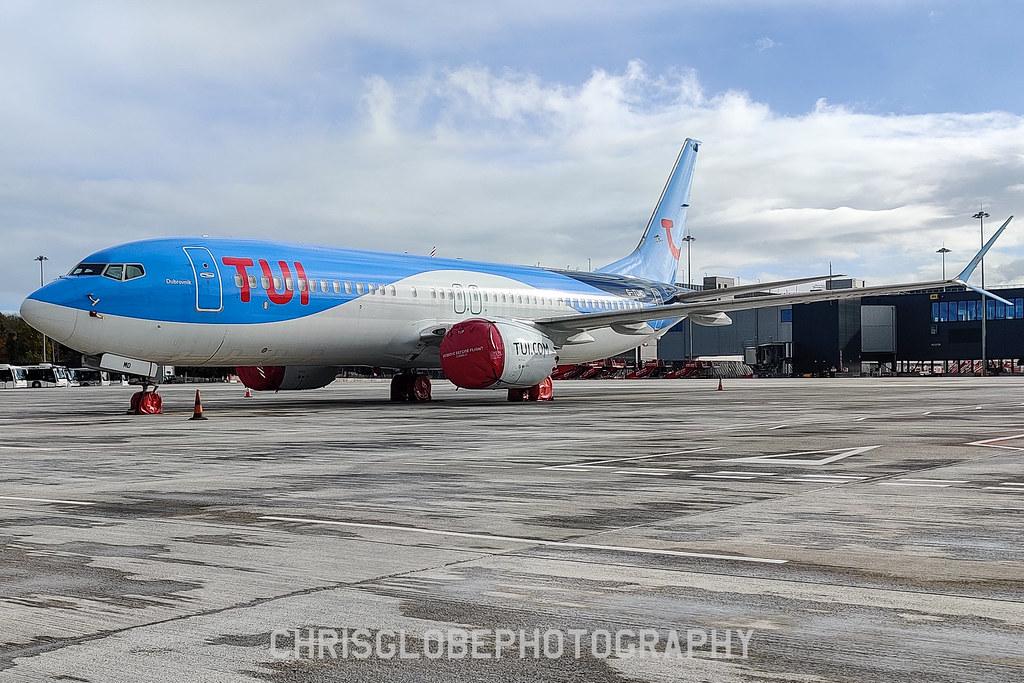 G-TUMD | Boeing 737-8 MAX | TUI Airways