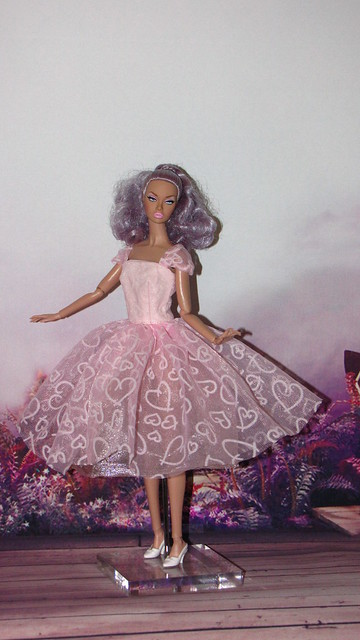 Poppy Parker Mood Changers - Lavender (26)