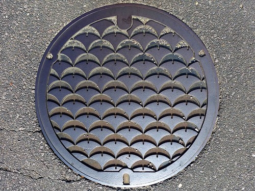 Arita Saga, manhole cover (佐賀県有田町のマンホール)