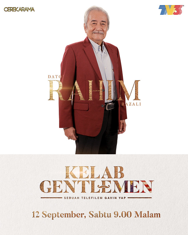Kelab Gentlemen Dato Rahim Razali