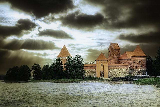 Burg von Trakai